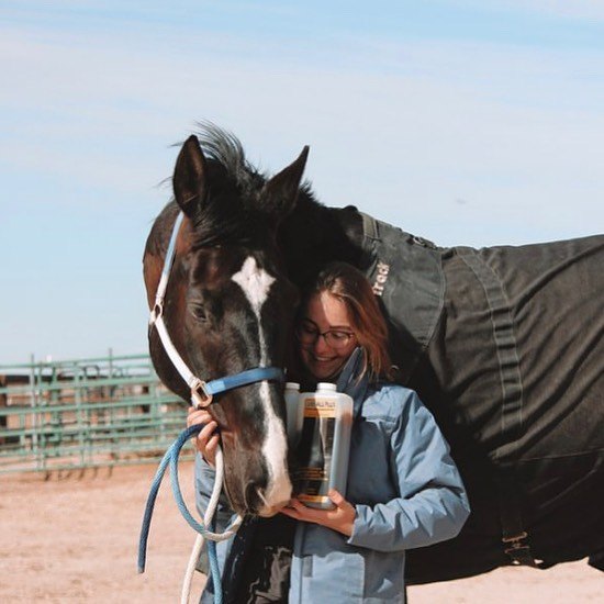 Horse-with-woman